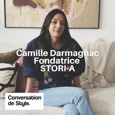 18 - Conversation avec Camille Darmagnac, Fondatrice de Storia cover