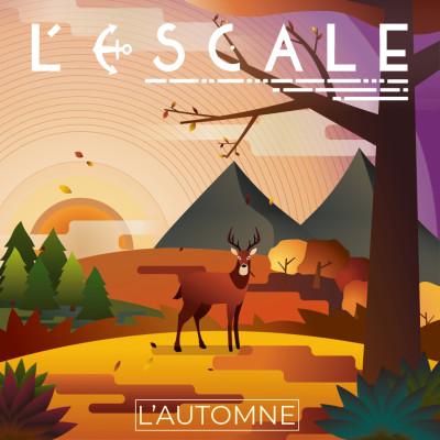 L'Escale #5 - L'Automne cover