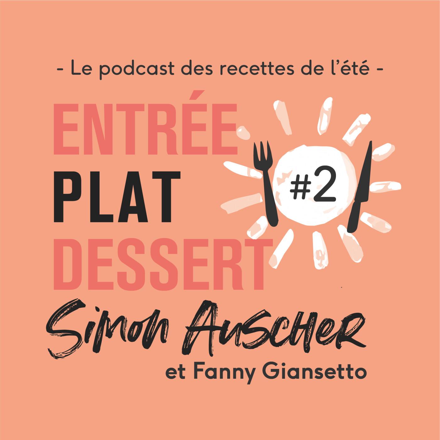 [Série d'été - Entrée/plat/dessert] - #2. Plat - Tarte fines courgettes, feta et menthe