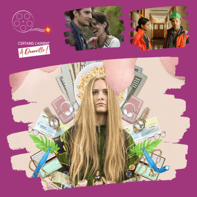 [Deauville 2020] #6 Kajillionaire - ADN - Rouge - Shiva Baby - Wander cover