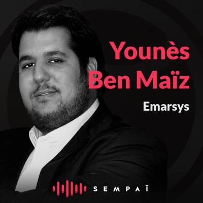 Podcast Younes Ben Maïz (Emarsys) cover