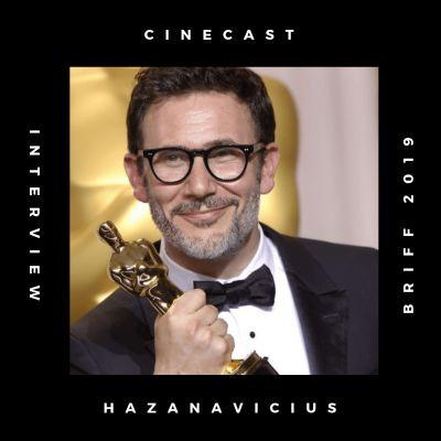 image ITW - Michel Hazanavicius (BRIFF 2019)
