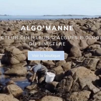 Les vertus des algues en Bretagne Enchanteresse E3, invité : Julien Racault cover