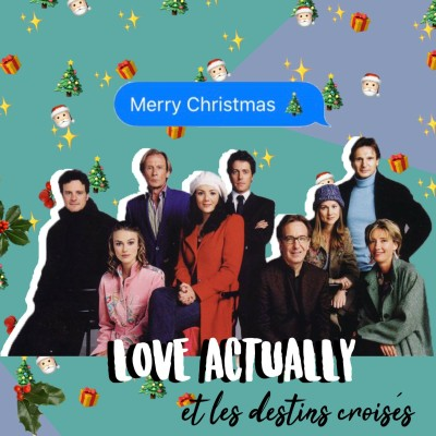 LOVE ACTUALLY l Les destins croisés cover