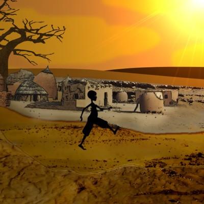 (01) Les monts de la terre ronde cover