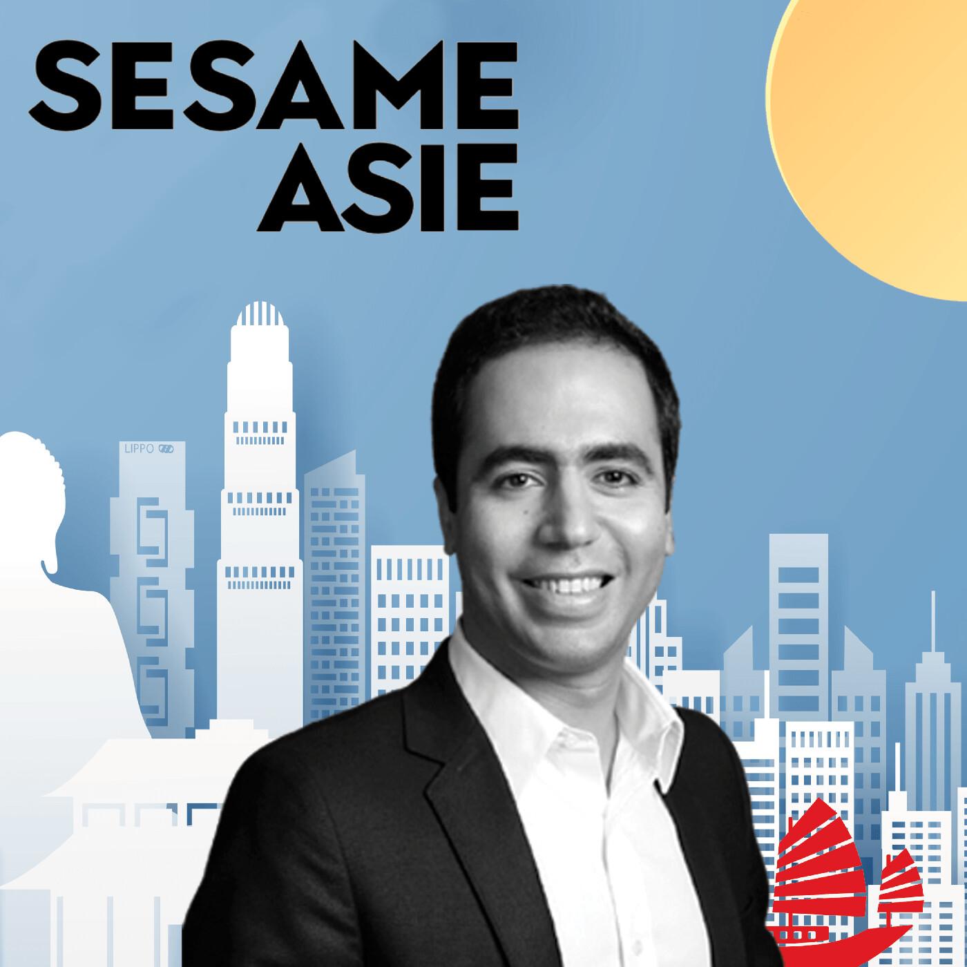 #37 Chine: Yassine Regragui [Fintech & Chine] Travailler chez Alibaba et Alipay, l'affaire ANT IPO, la monnaie numérique chinoise