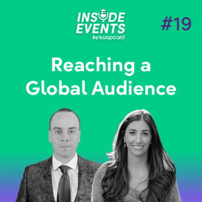 Reaching a Global Audience, with Carolene Meli & John Pistotti cover
