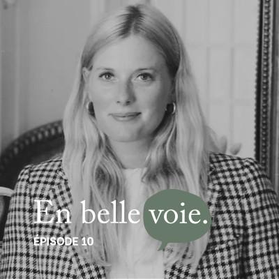#10 Ariane de Béchade, co-fondatrice d'Imparfaite cover
