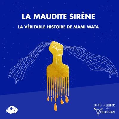 🥃La Maudite sirène : la véritable histoire de Mami Wata cover