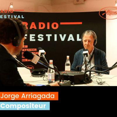 Jorge Arriagada - 15 mai 2019 cover