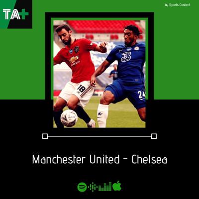 Premier League J6 - Man U vs Chelsea avec @JoffPoint et @ChelseaFrance cover