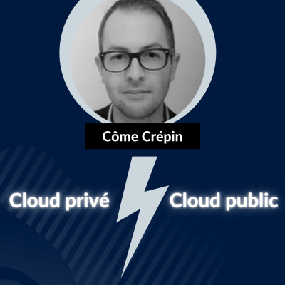 Le Match IT by BLUE - Cloud privé VS Cloud public cover