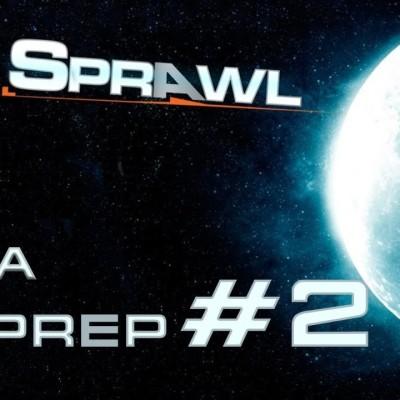 [FR] JDR - MJ PREP 🌗 THE SPRAWL LUNA #2 cover