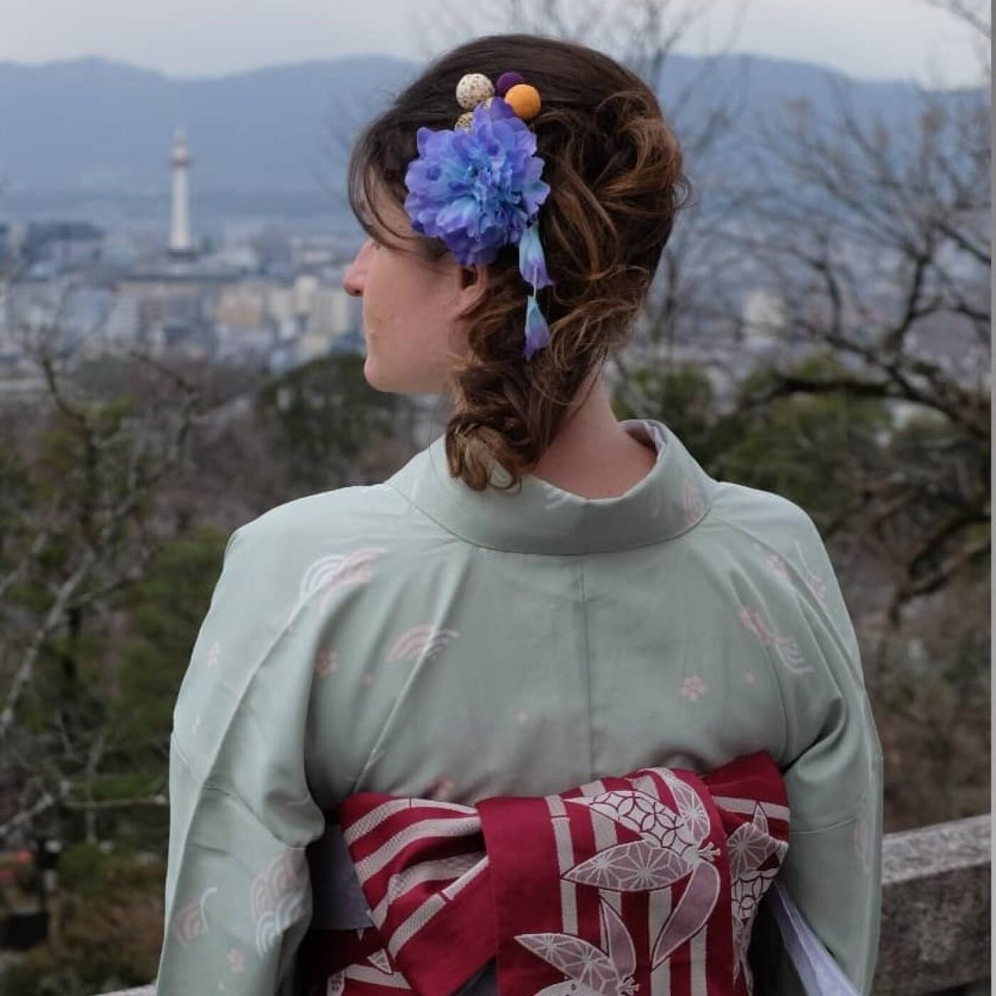 Témoignage - Laurie a fait 4 PVTs, actuellement elle est au Japon- Carte Postale PVT Mars 2021 - StereoChic Radio