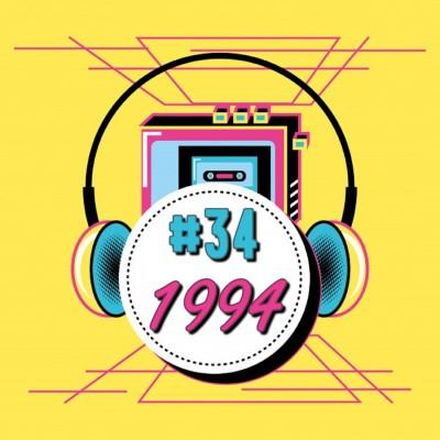 Bi-Bop #34 : 1994 cover