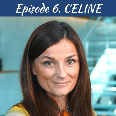 Céline - 1 carrière internationale, 1 échec de PMA, 1 divorce et 2 enfants à 40 ans 🏭 💊 cover