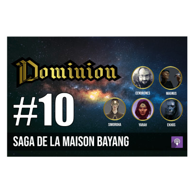 [FR] #JDR - Dominion 🎇 Episode #10 cover