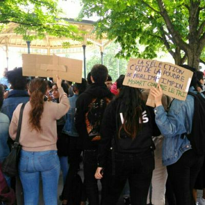 image Pourquoi les lycéens sont-ils les grands absents du mouvement contre la loi Vidal ?