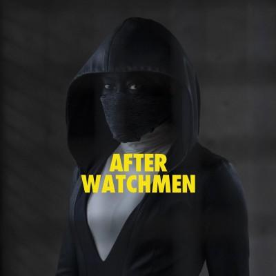 After Watchmen #6 - Les fantômes du passé (S01E06) cover