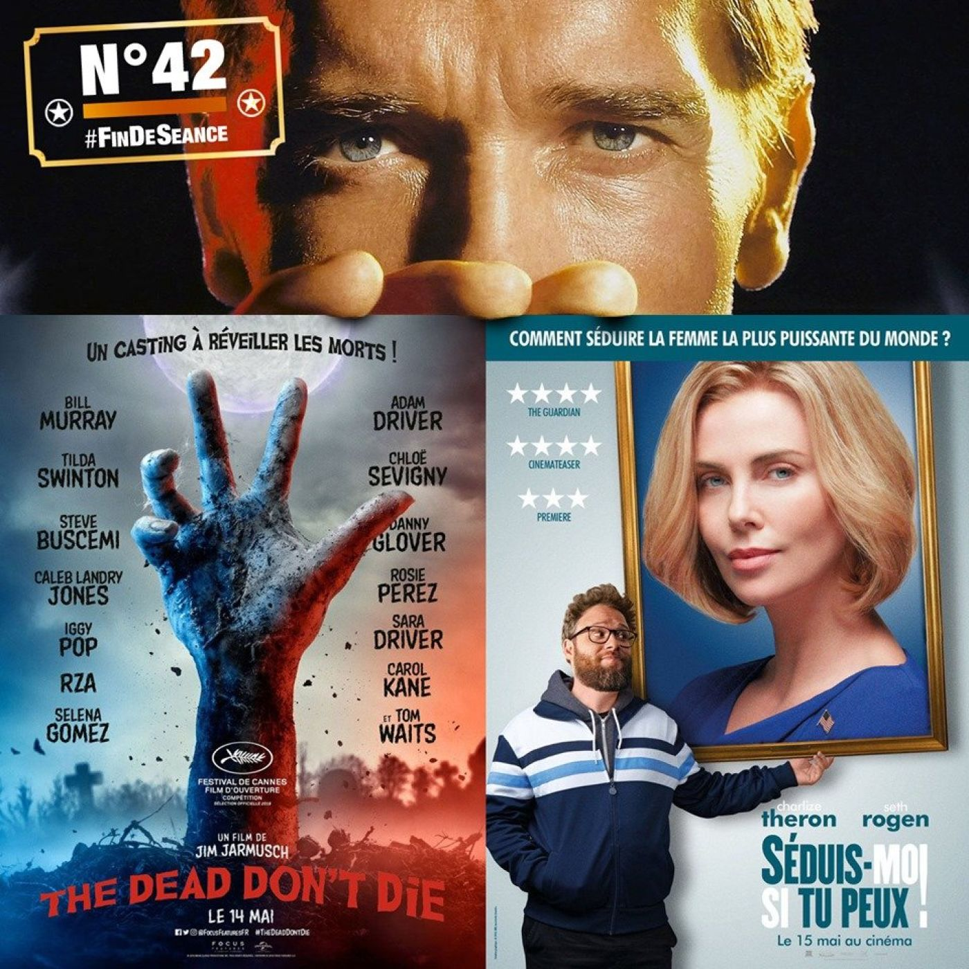 #42 THE DEAD DON'T DIE & SÉDUIS-MOI SI TU PEUX : Balance ton zombie !