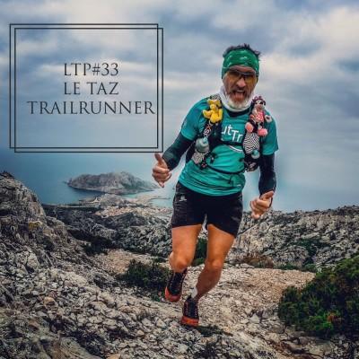 LTP#33 LE TAZ TRAILRUNNER cover