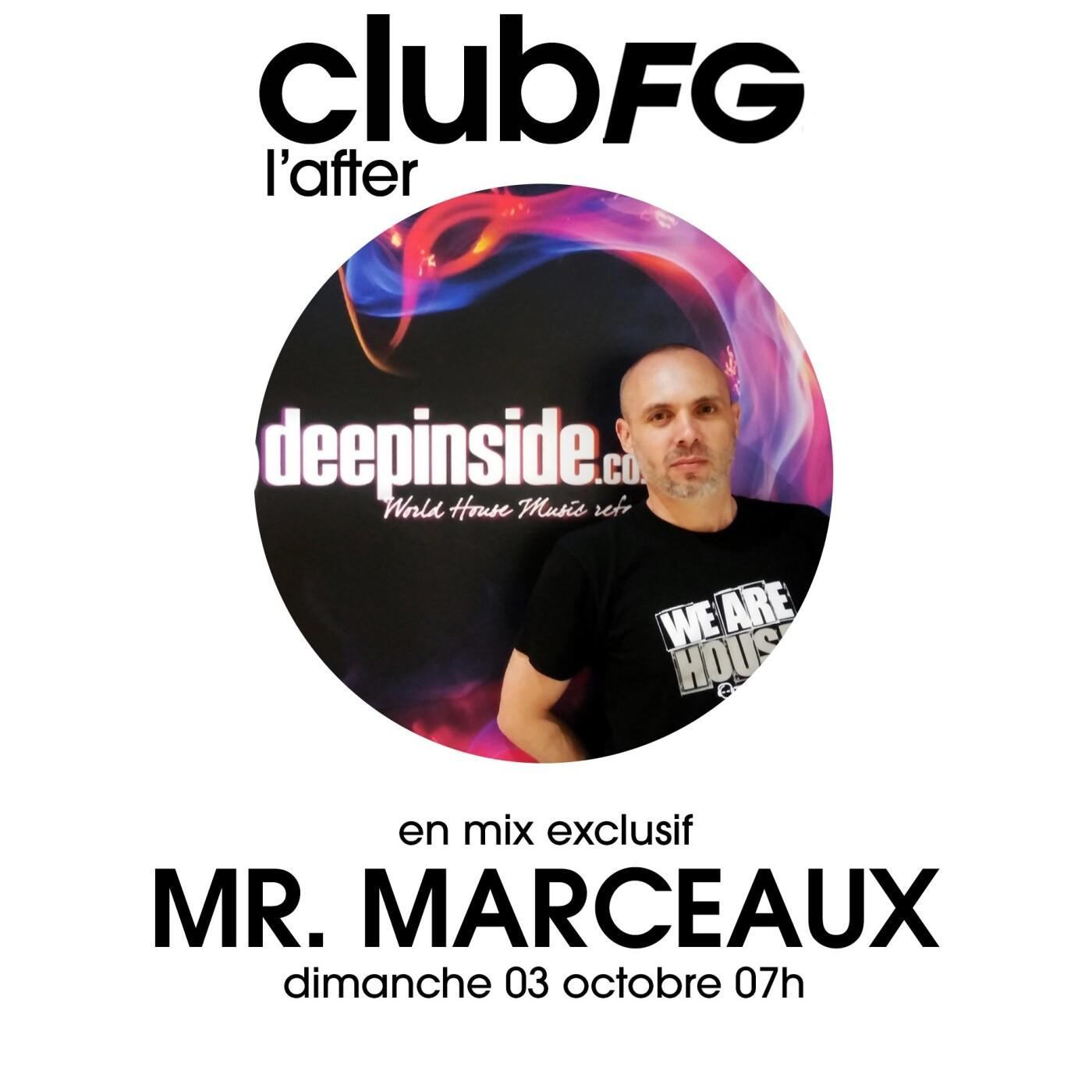 CLUB FG : MR MARCEAUX