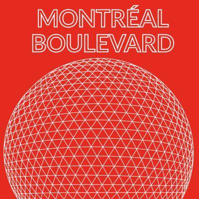 Montréal Boulevard cover
