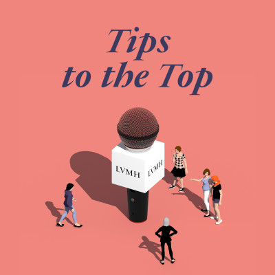 Tips to the Top cover