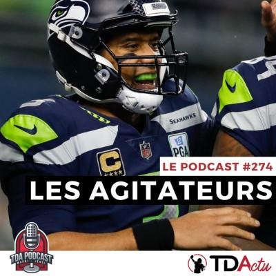 TDA Podcast n°274 - Débrief S16 : Ravens et Seahawks pour pimenter vos playoffs ! cover
