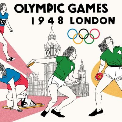 Jeux Olympiques 1948 - Londres cover