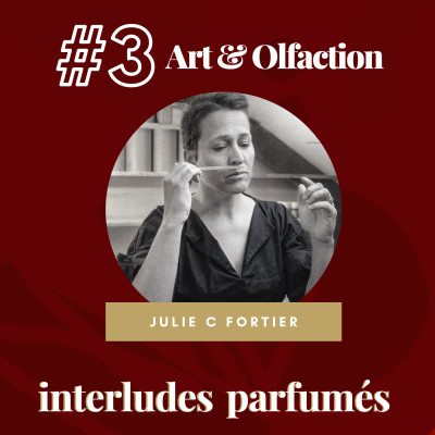 #3 Art & Olfaction cover
