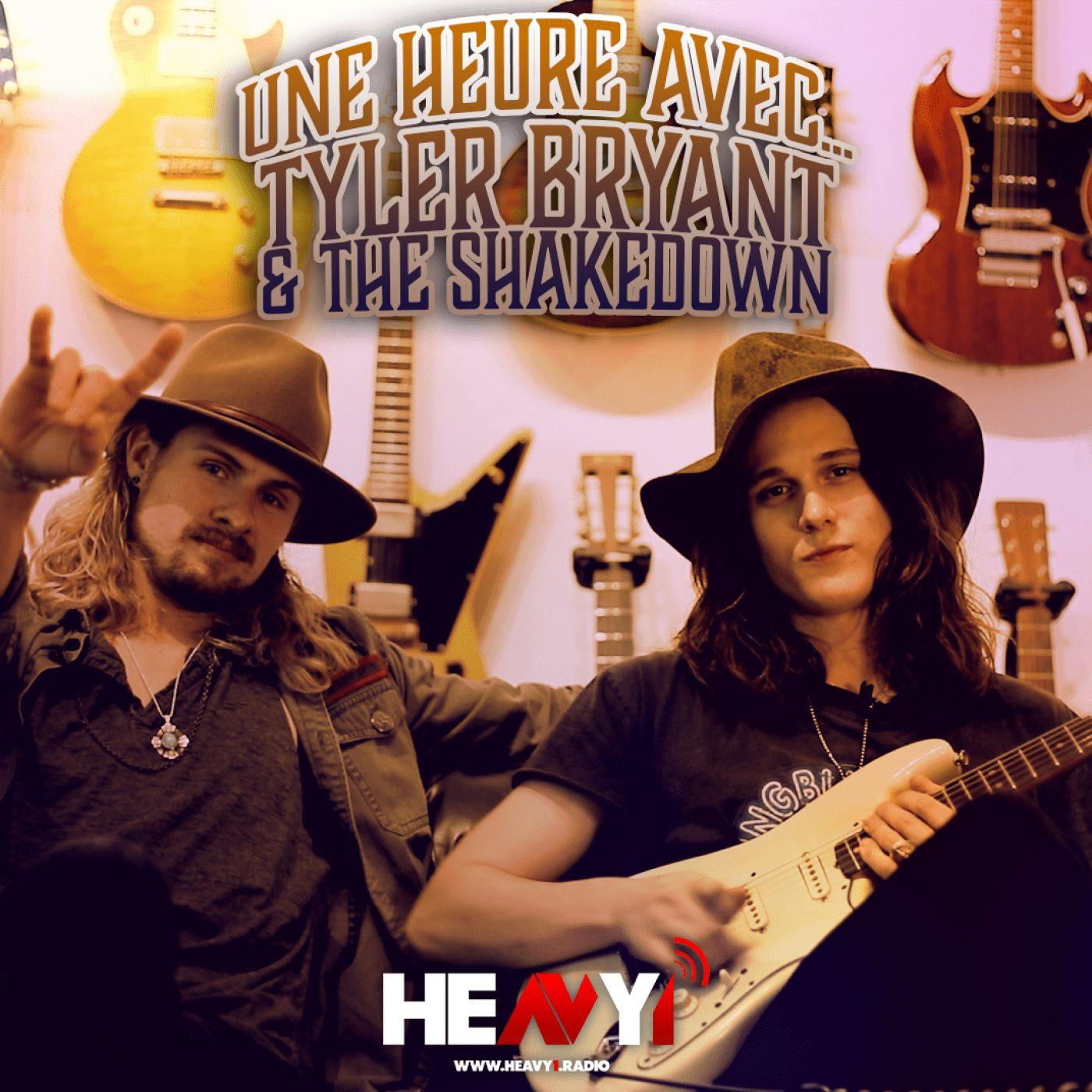 Une heure avec... Tyler Bryant & The Shakedown