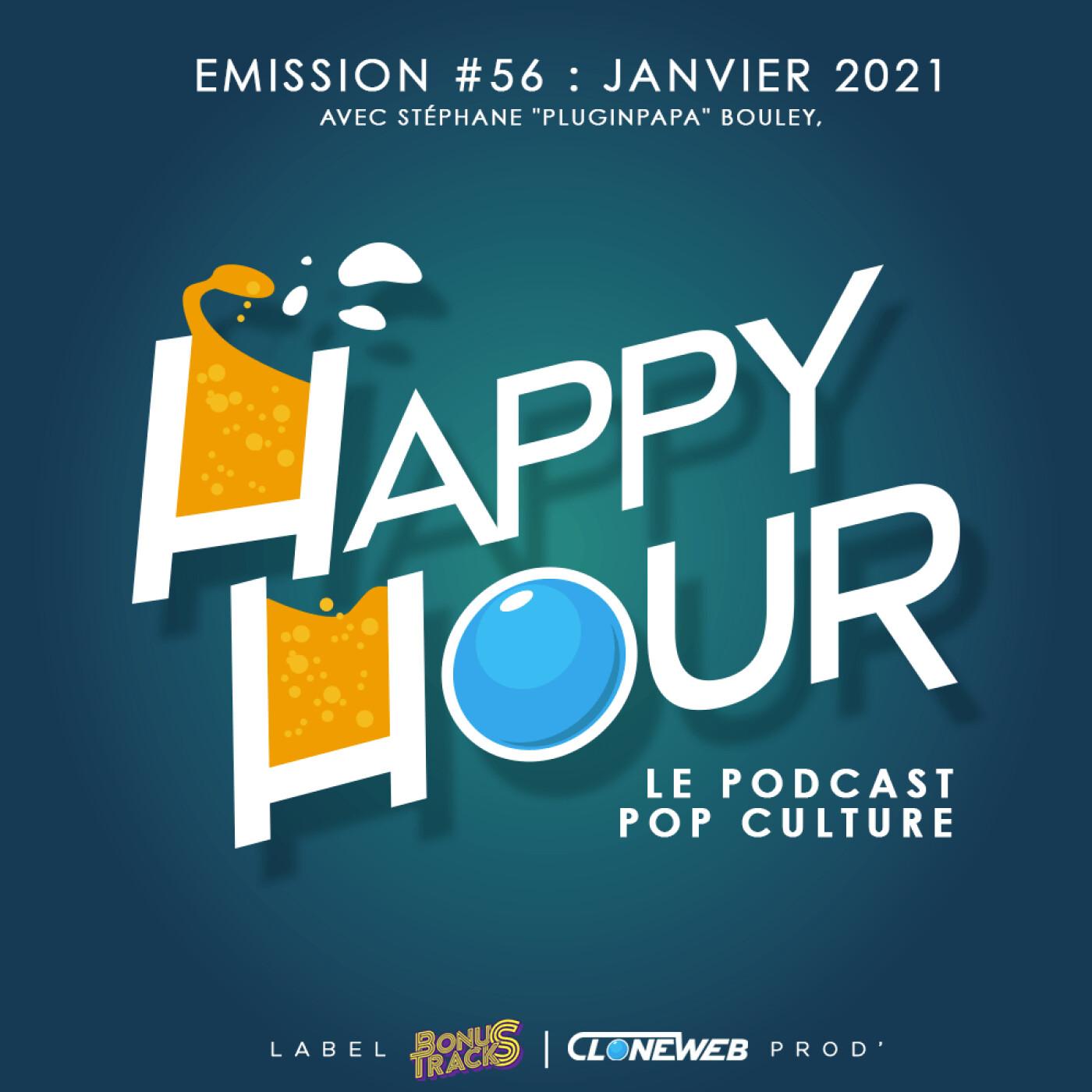 Happy Hour #56 : The Pretty Reckless, Cyberpunk2077, l'Arabe du Futur, 30 Monedas, I See You...