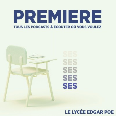 Première - Spé SES - A VENIR - 10/07 cover