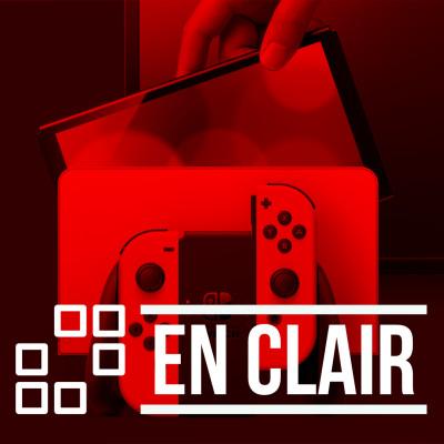 #EnClair - Nintendo Switch Oled : Juste une petite mise à jour à 50€ ? cover