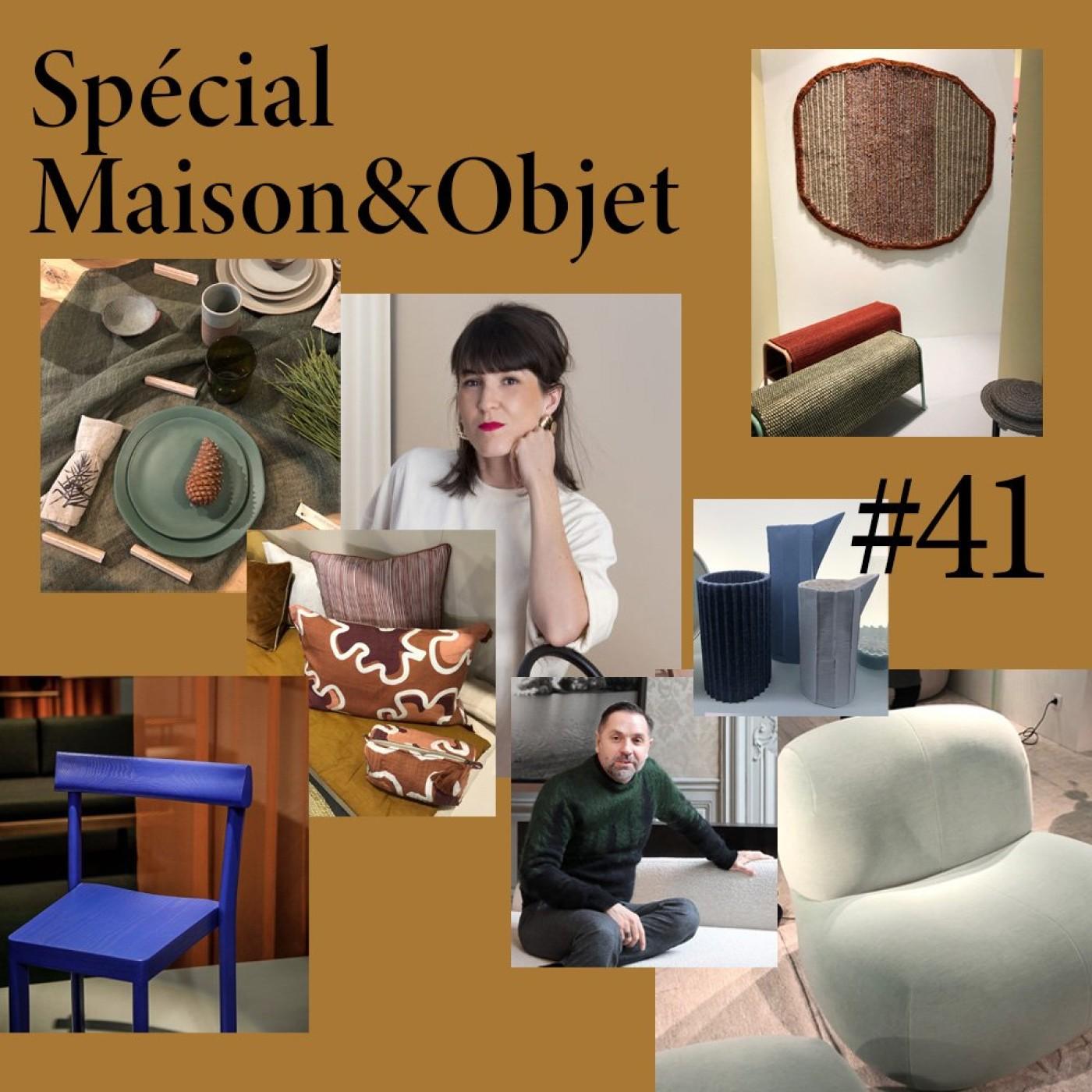 Spécial Maison&Objet : mon reportage en direct