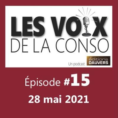Épisode #15 [Auchan, objectif 15 % de PDM / Carrefour teste le zero prospectus] cover