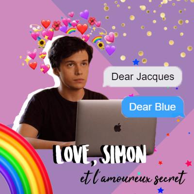 LOVE, SIMON l L'amoureux secret cover