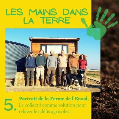 5. La Ferme de l'Envol, Le Collectif comme solution pour relever les défis agricoles cover