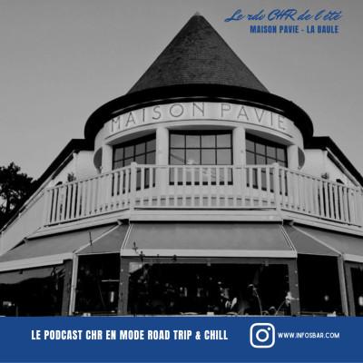 Dolce Vita Road Trip - Food & Drink Live x Maison Pavie - La Baule cover