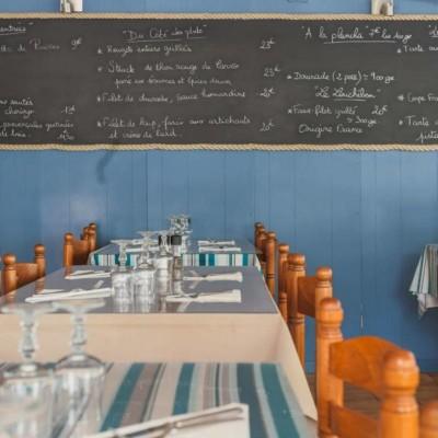 Restaurant Chez Francine | Carro cover