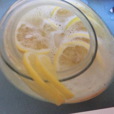 Ginger limonade cover