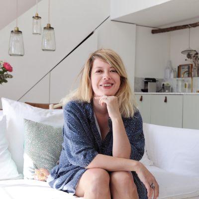 image ZOE DE LAS CASES, décoratrice d'intérieur et entrepreneuse créative
