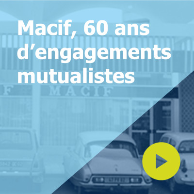 Macif, 60 ans d'engagements mutualistes cover