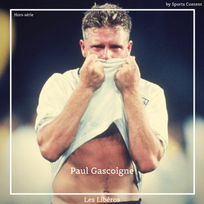 Hors Série : Paul Gascoigne cover