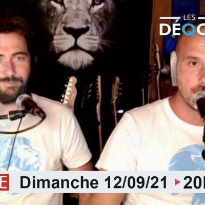 L'Entre Nous du 12/09/21 cover