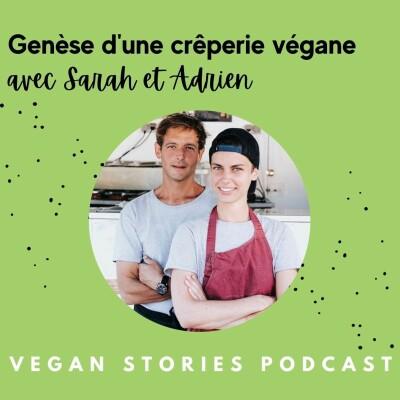 Le pari d'une crêperie 100% vegan en Bretagne avec Sarah et Adrien cover