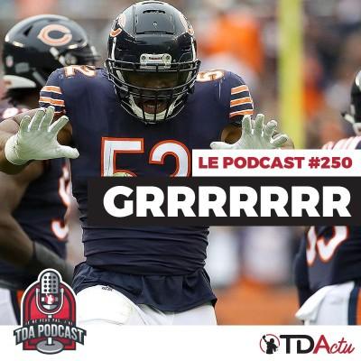 image TDA Podcast n°250 - Débrief Semaine 4 : Grrrrrrrrrrrrrr !!!