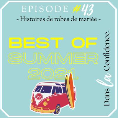#43 - Histoires de robes de mariée cover