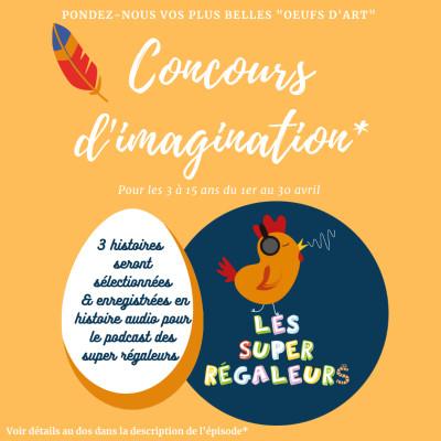 CONCOURS D'IMAGINAIRE DU 1ER au 31 AVRIL 2021 cover